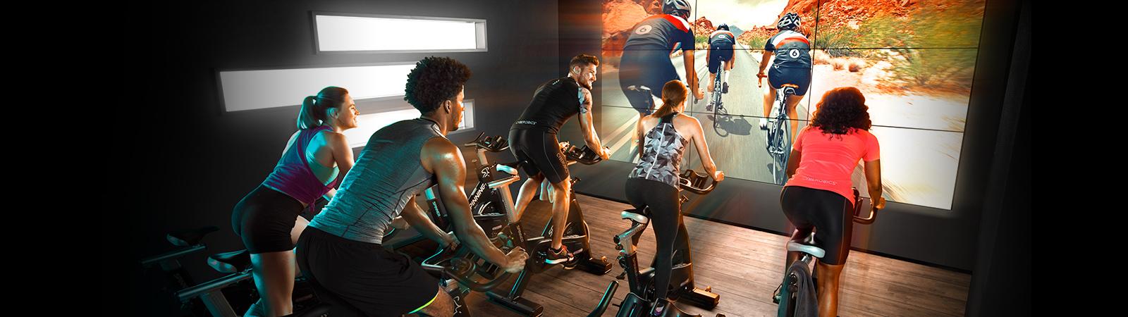 CYBEROBICS® CYCLING
