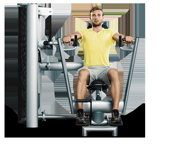 Fitnessstudio geräte  Gerätetraining